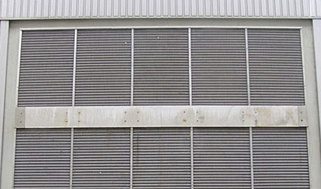 Ventilation louvers OXIR®